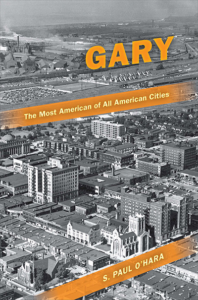 Gary book cover