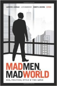 """""""Editors Goodlad, Kaganovsky and Rushing argue that Mad Men is a """"groundbreaking approach to period drama"""" that has """"altered the vision of the 1960s and of pastness itself"""" (2) as well as a strategically anachronistic representation of advertising that enables audiences to """"explore the moral quandaries of a corrupting world"""" (15)."""