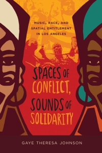 """""""In this magnificently written and researched book, Gaye Theresa Johnson offers readers a much-needed alternative to dominant narratives of conflict and division between Black and Brown communities in Southern California."""""""